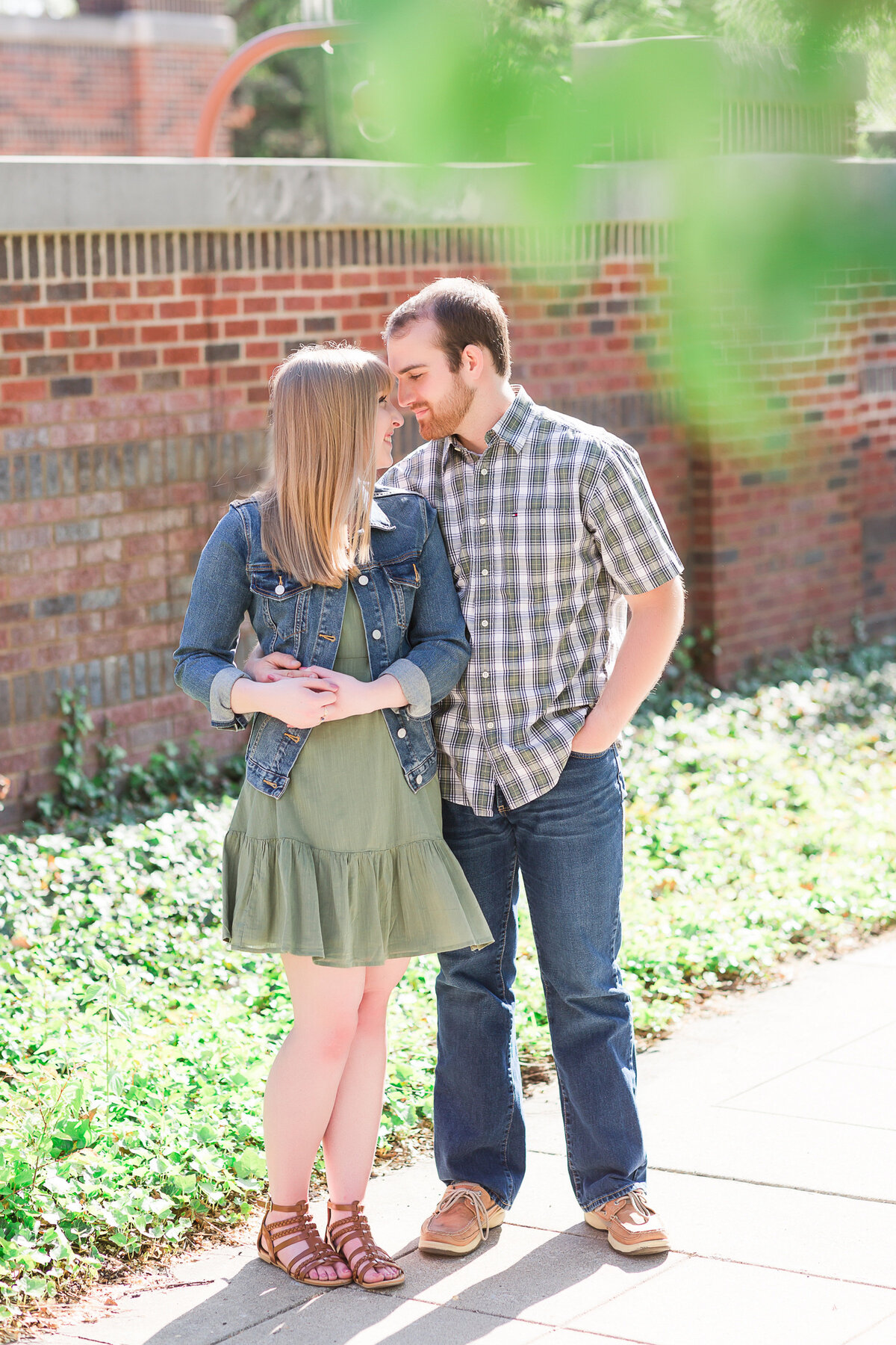 Purdue Univesity engagement photos-4867-p