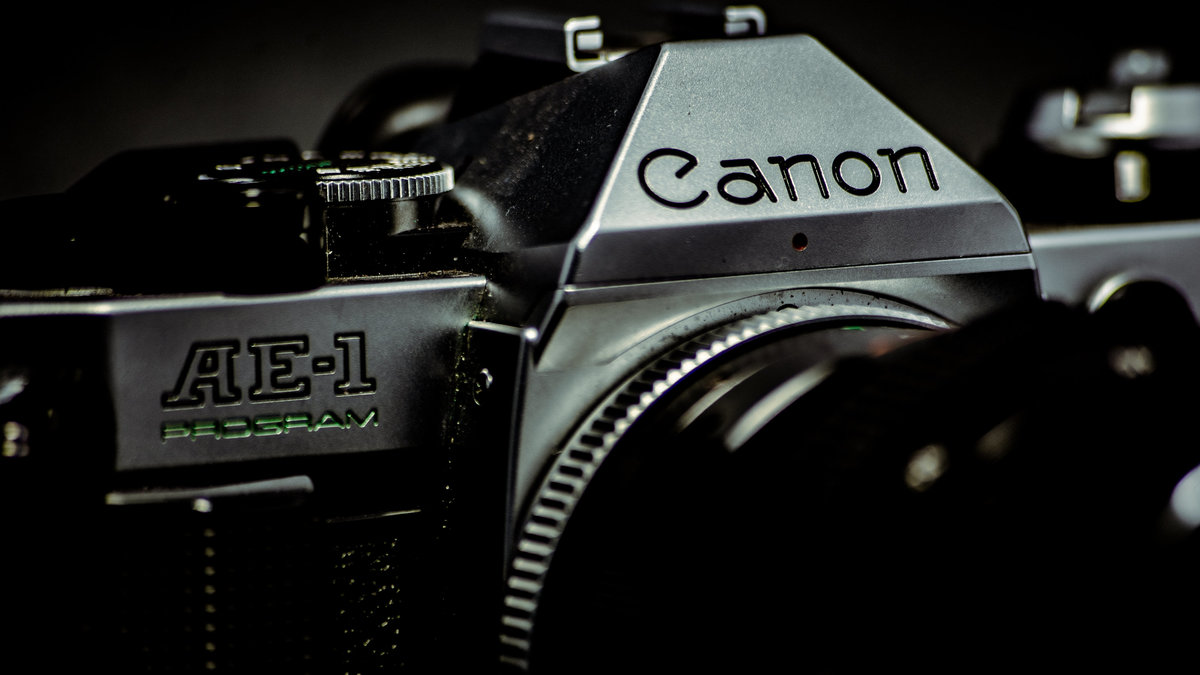 Canon AE1 Photo-3