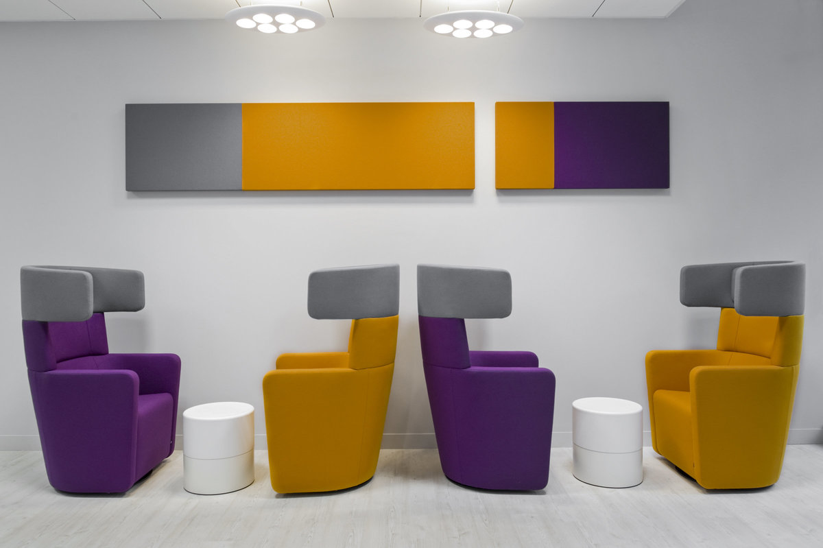 bene office interior London