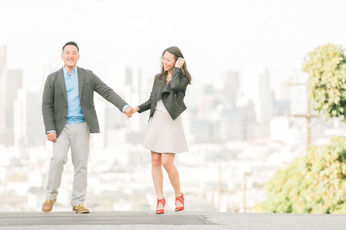 Potrero Hill Engagement Session SF