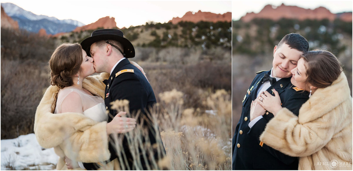 Colorado Springs Wedding Photographer at Garden of the Gods