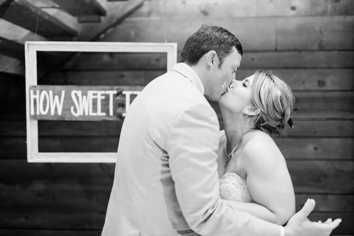 The Milestone Morgan Creek Barn Walters Estates Wedding