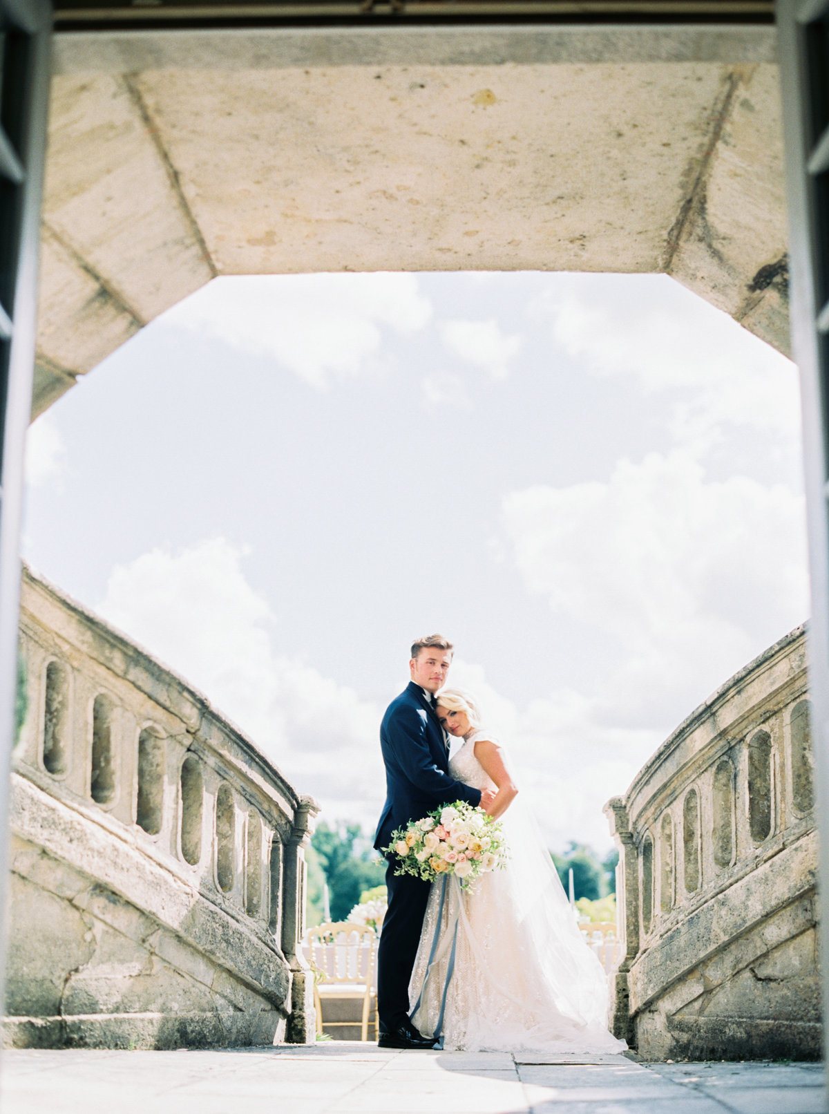 Paris France Wedding - Mary Claire Photography-58