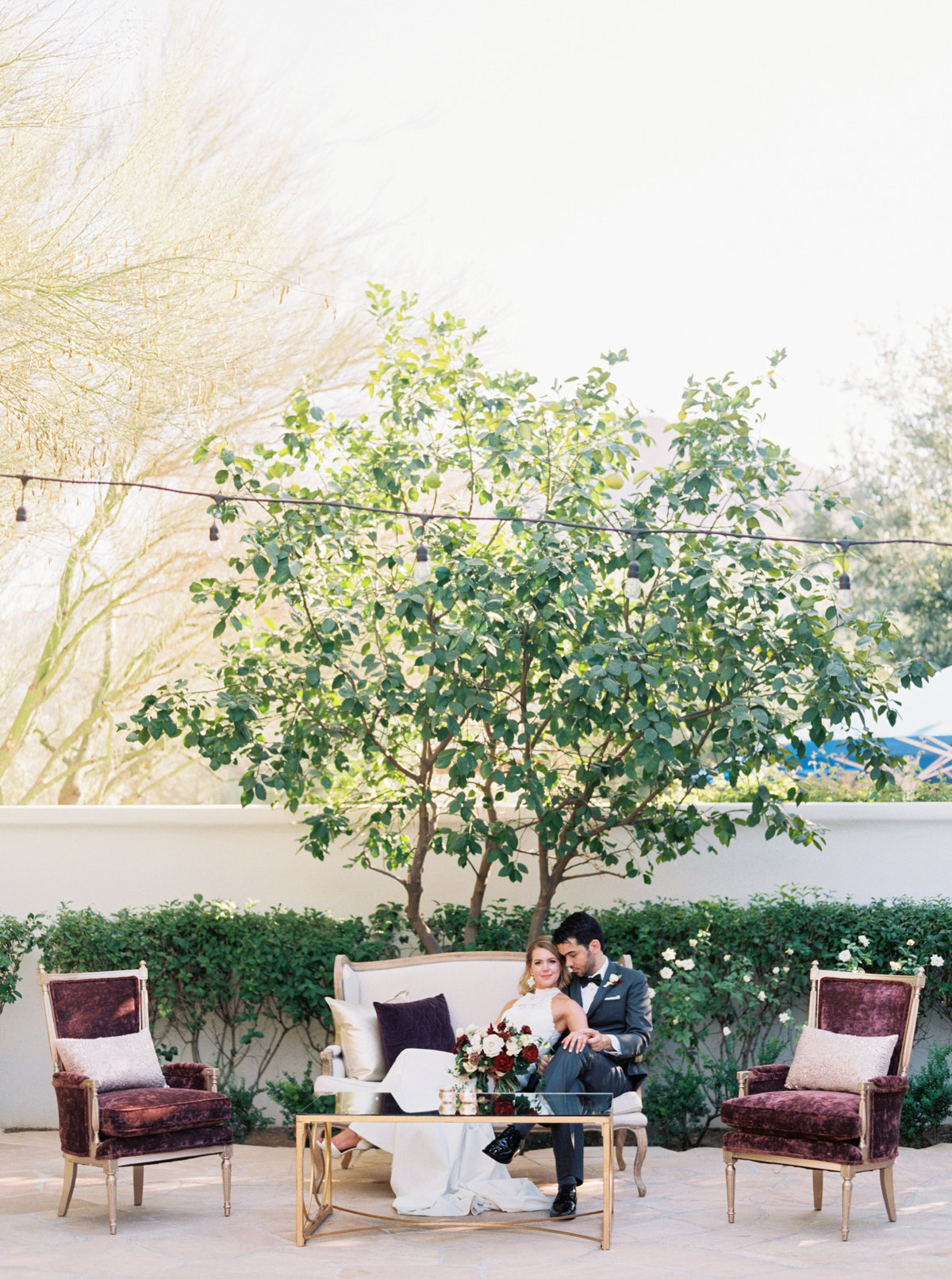 El Chorro Scottsdale Wedding - Mary Claire Photography-23