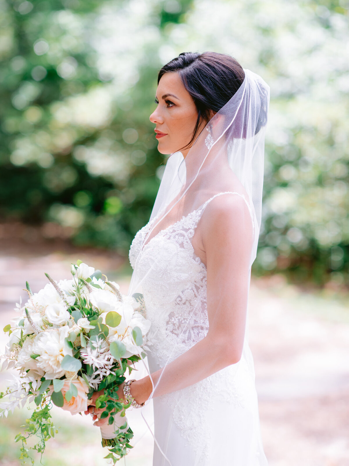 Brookgreen Gardens Wedding Pictures by Top Pawleys Island Wedding Photographer-12