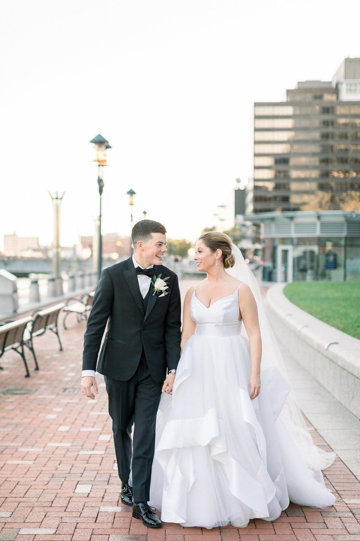 InterContinental Boston Wedding Photos By Halie-Post-Ceremony Portraits-66