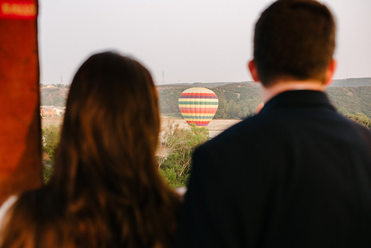 Hot Air Balloon Elopement Marie Monforte Photography-190