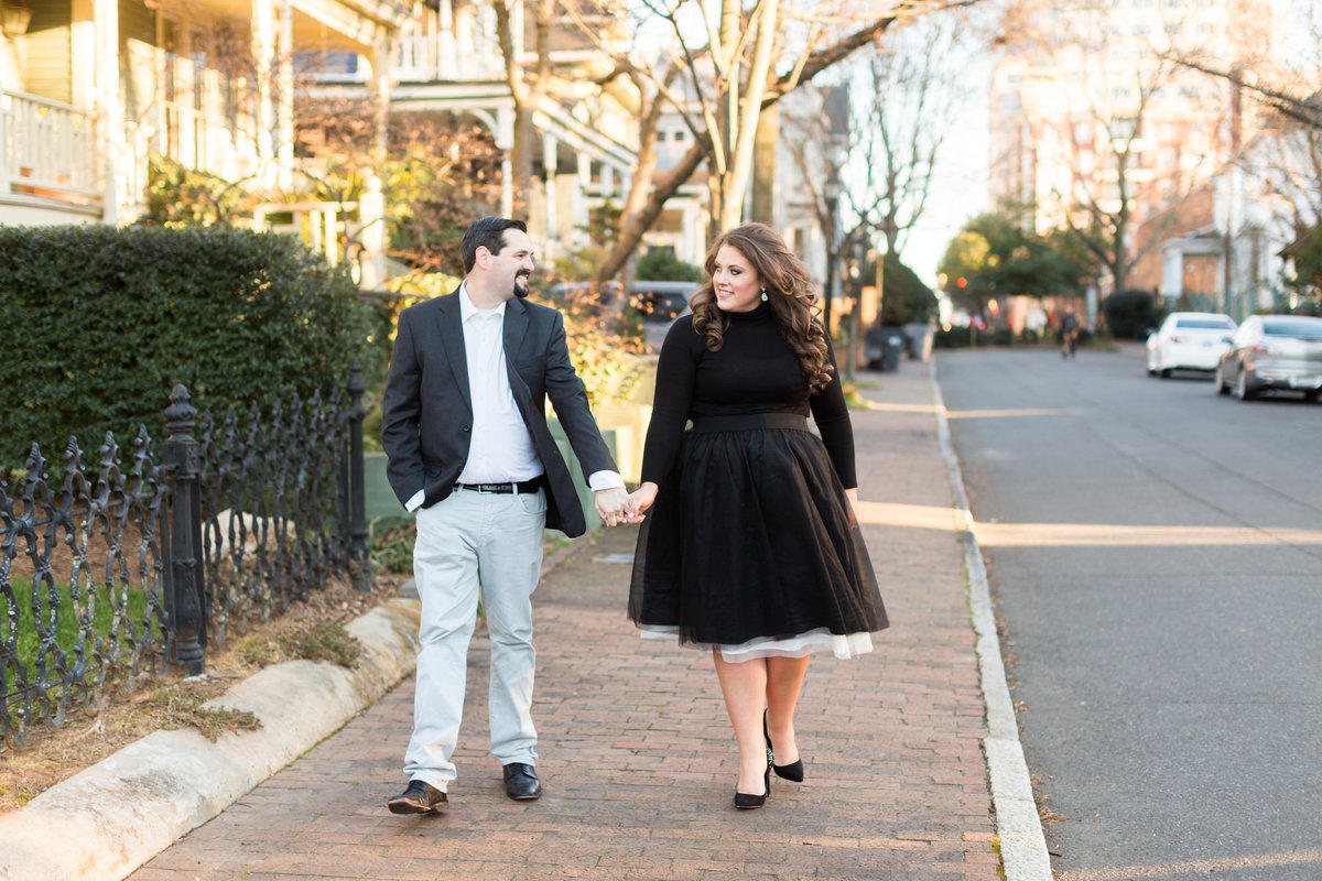 Brad and Sarah Engaged-Samantha Laffoon Photography-82