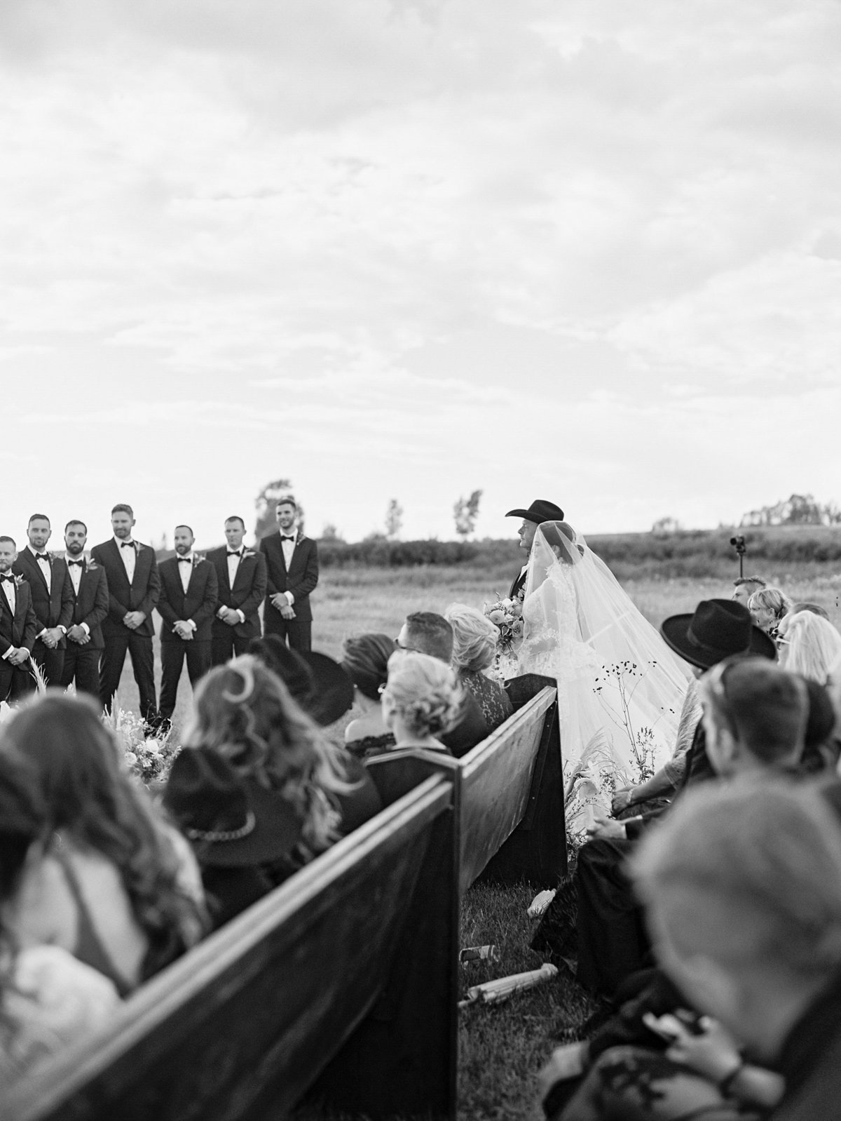 Brush Creek Ranch Wedding