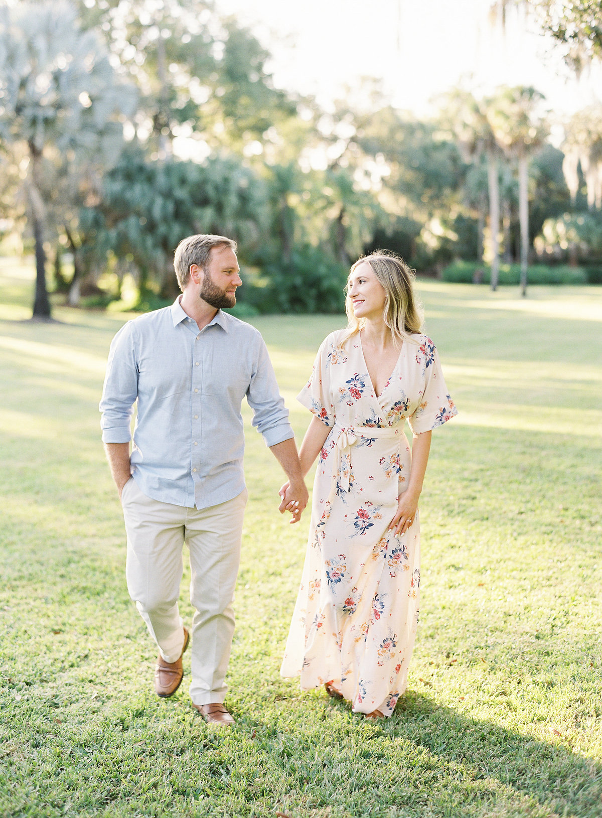Bok_Tower_Garden_Film_Fine_Art_Engagement_Session-33
