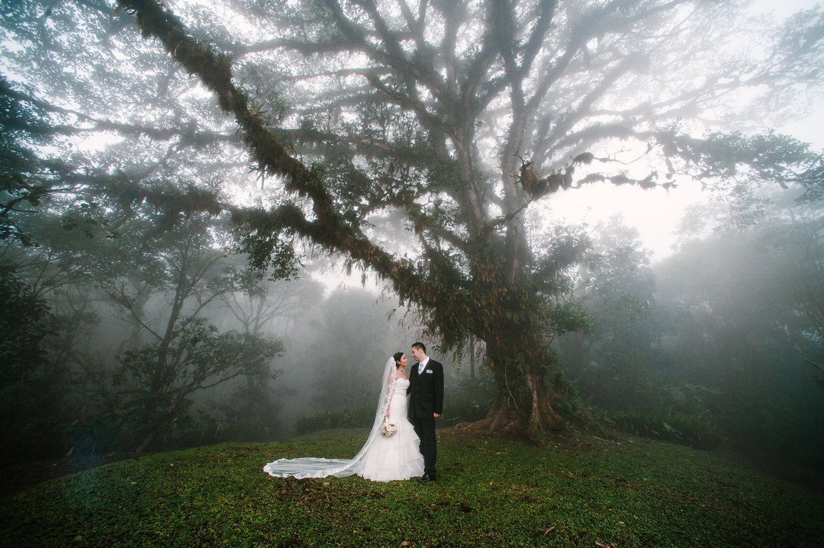 Costa Rica Cloud wedding 4032