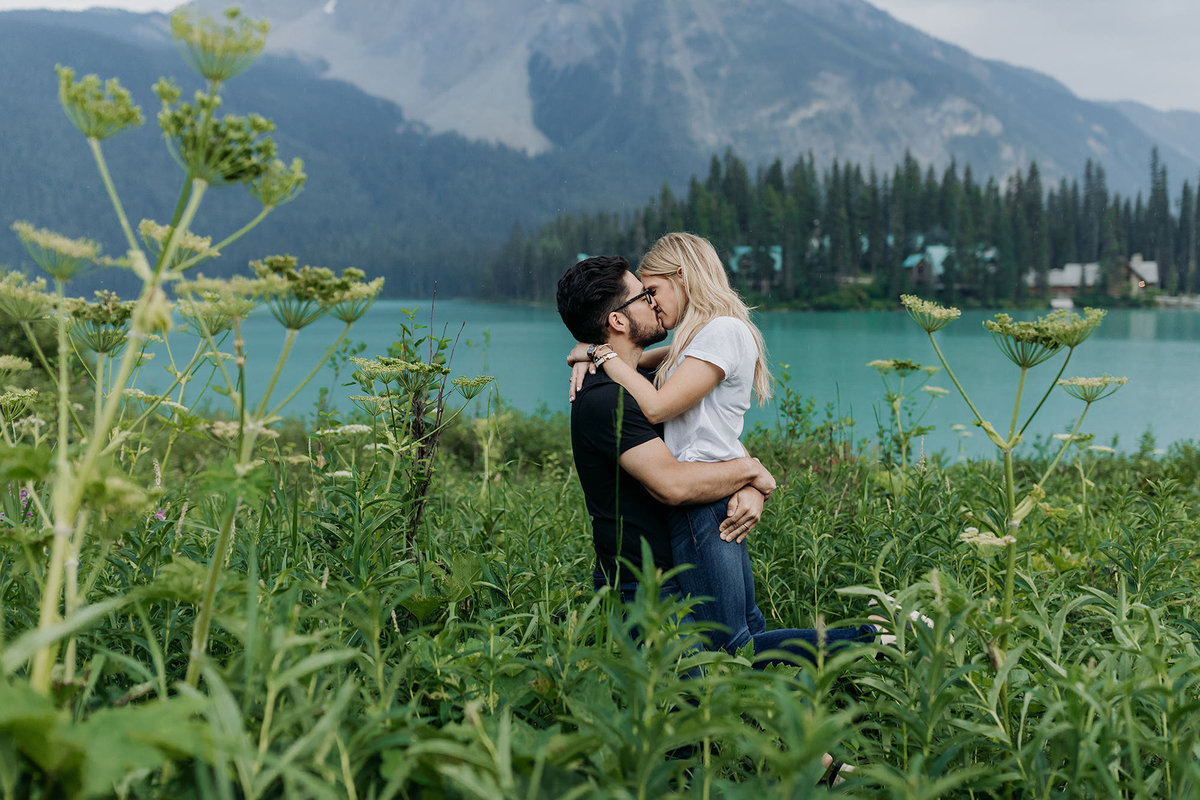 the notebook emerald lake lodge vacation couples photos