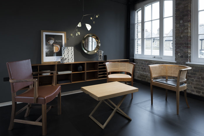 carl hansen and son london danish interior