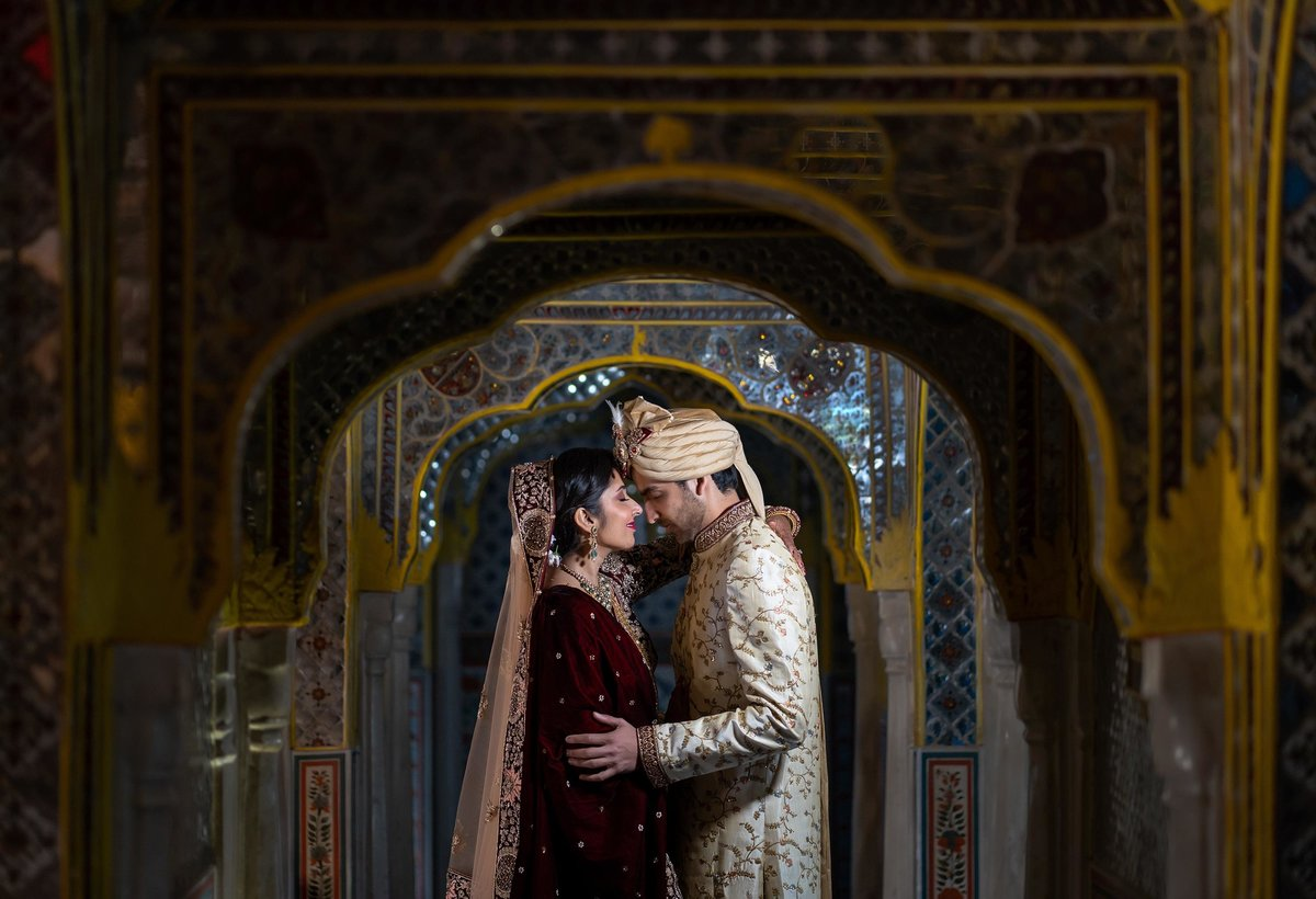 Wedding at Samode Palace Jaipur