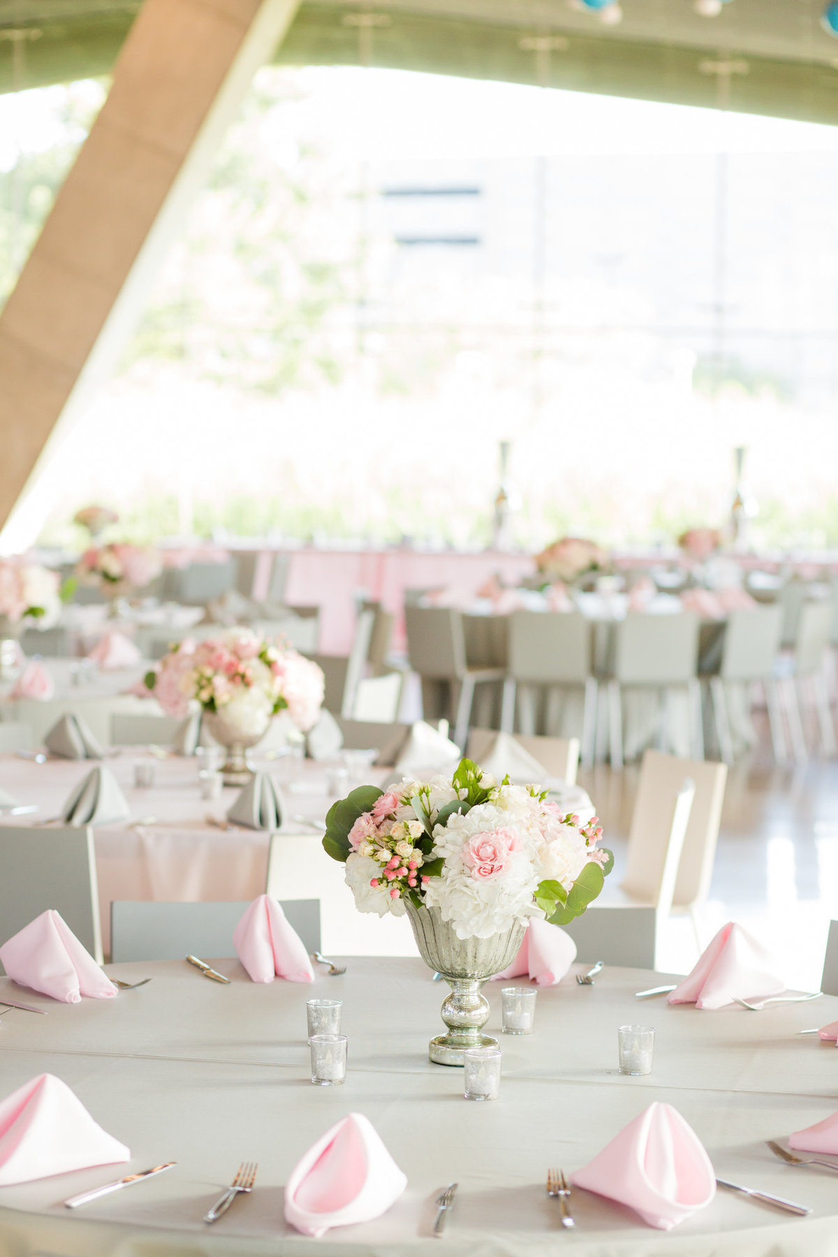 Perot Museum Wedding 1