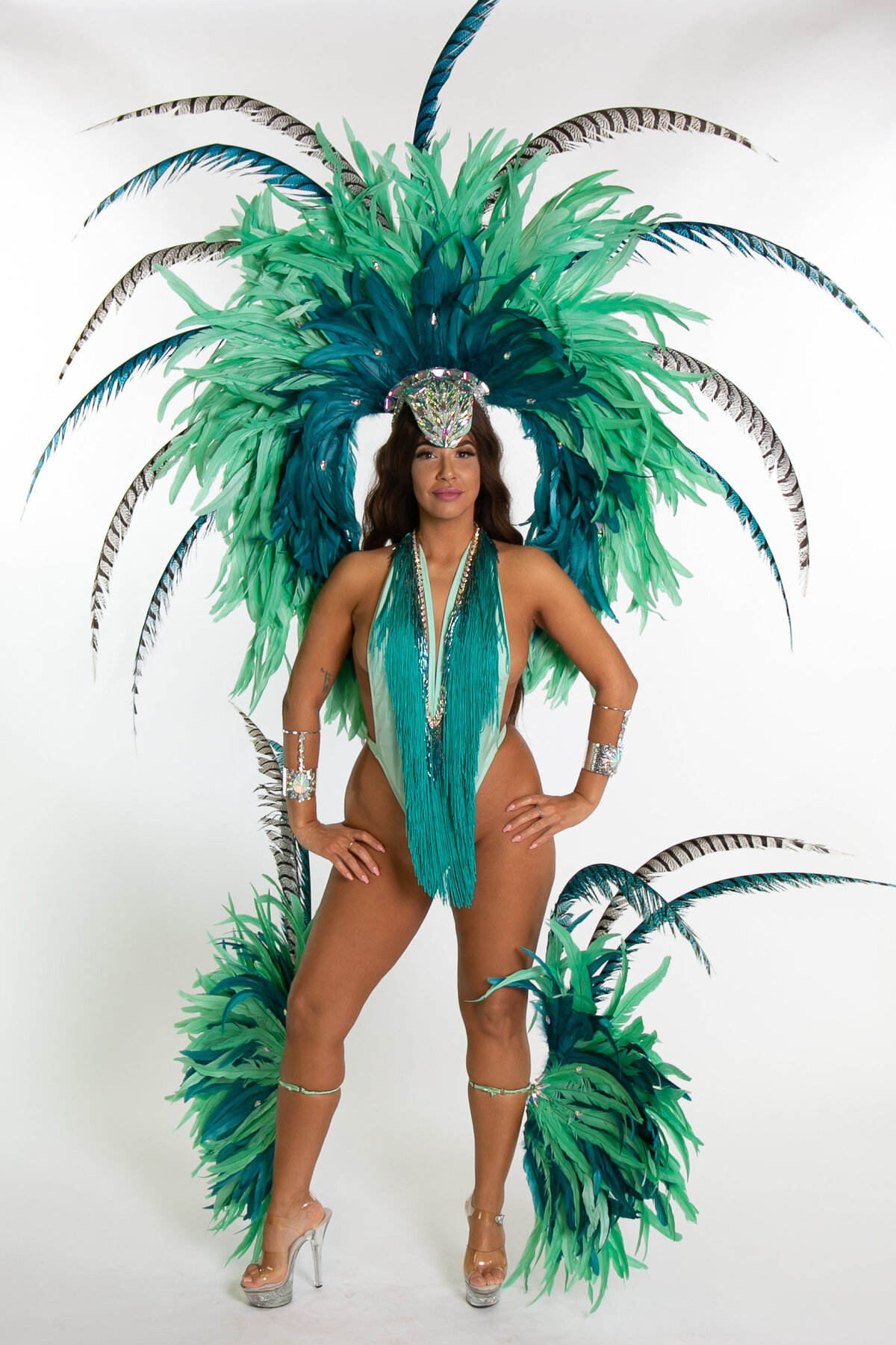 Play mas for Toronto caribana 2021
