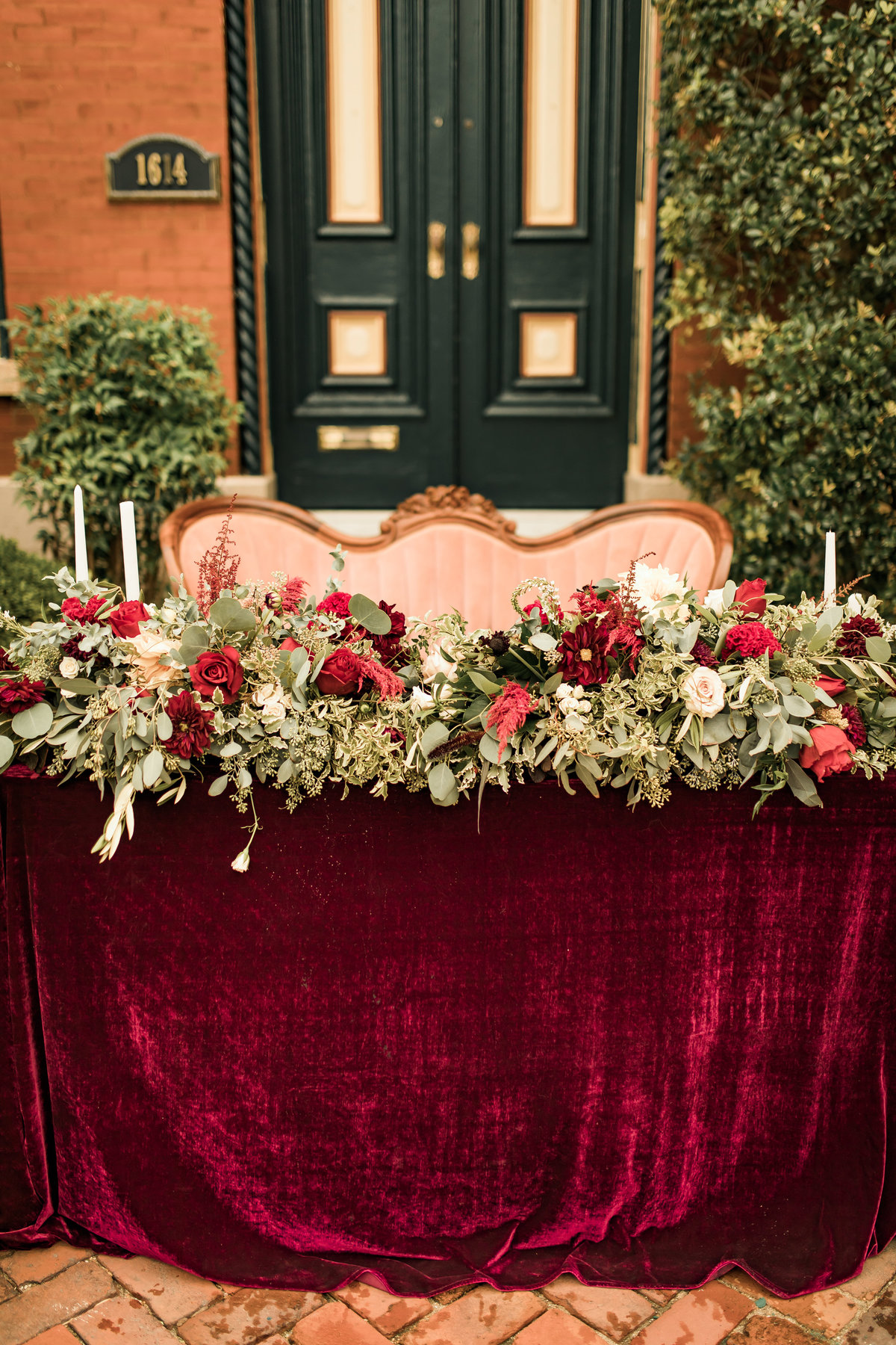 Fall Boho-Inspired Styled Shoot Lafayette Square Historic District  St. Louis, Missouri  Allison Slater Photography  Wedding Photographer86