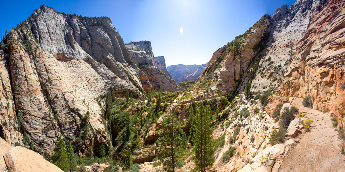Zion_Observation Trail 05_Pan