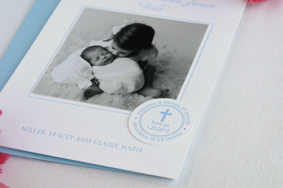 Boy-blue-cross-birth-announcement-letterpress