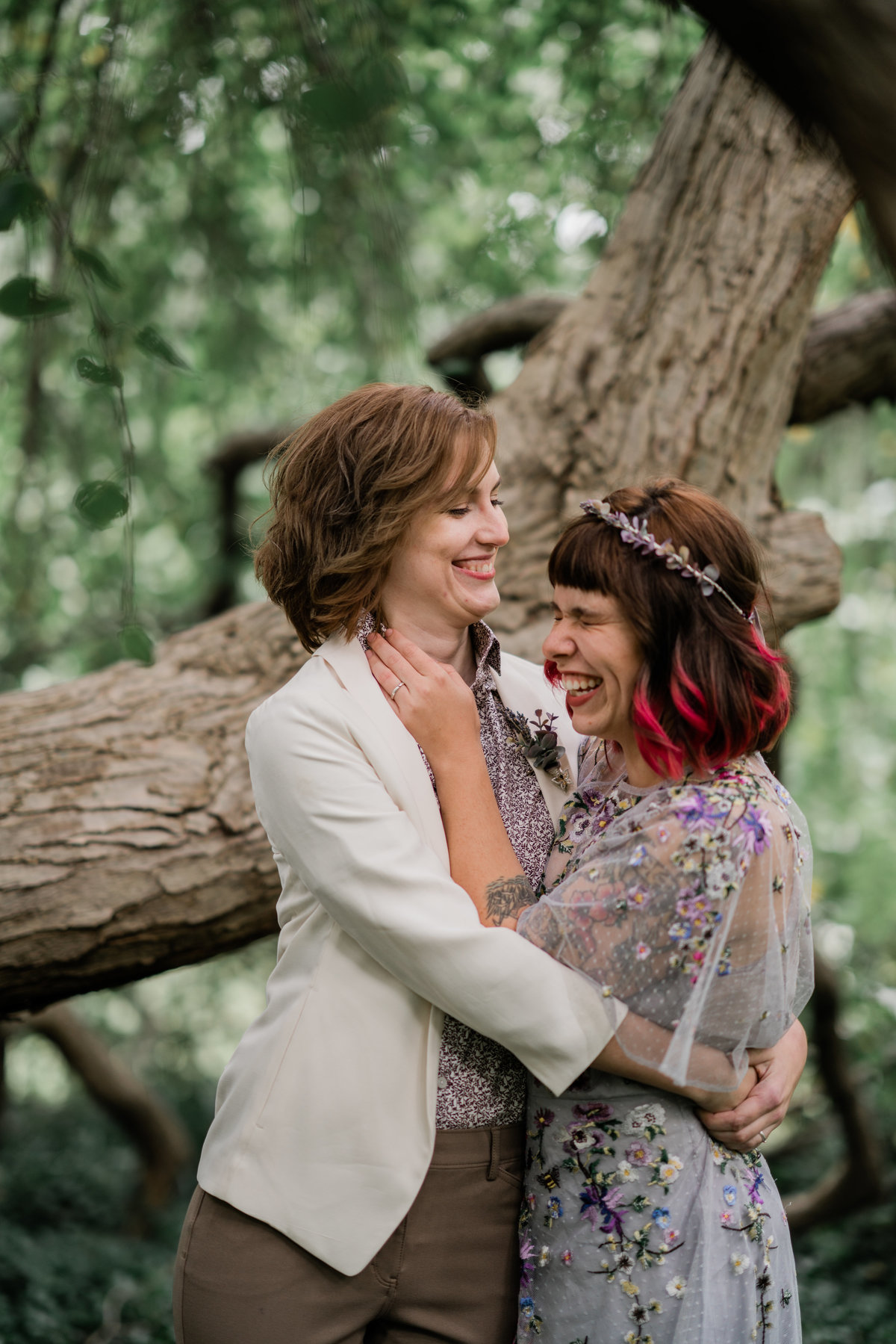 Claire and Rachel Pre Elopement LGBTQ friendly Cincinnati Wedding Photographers-8