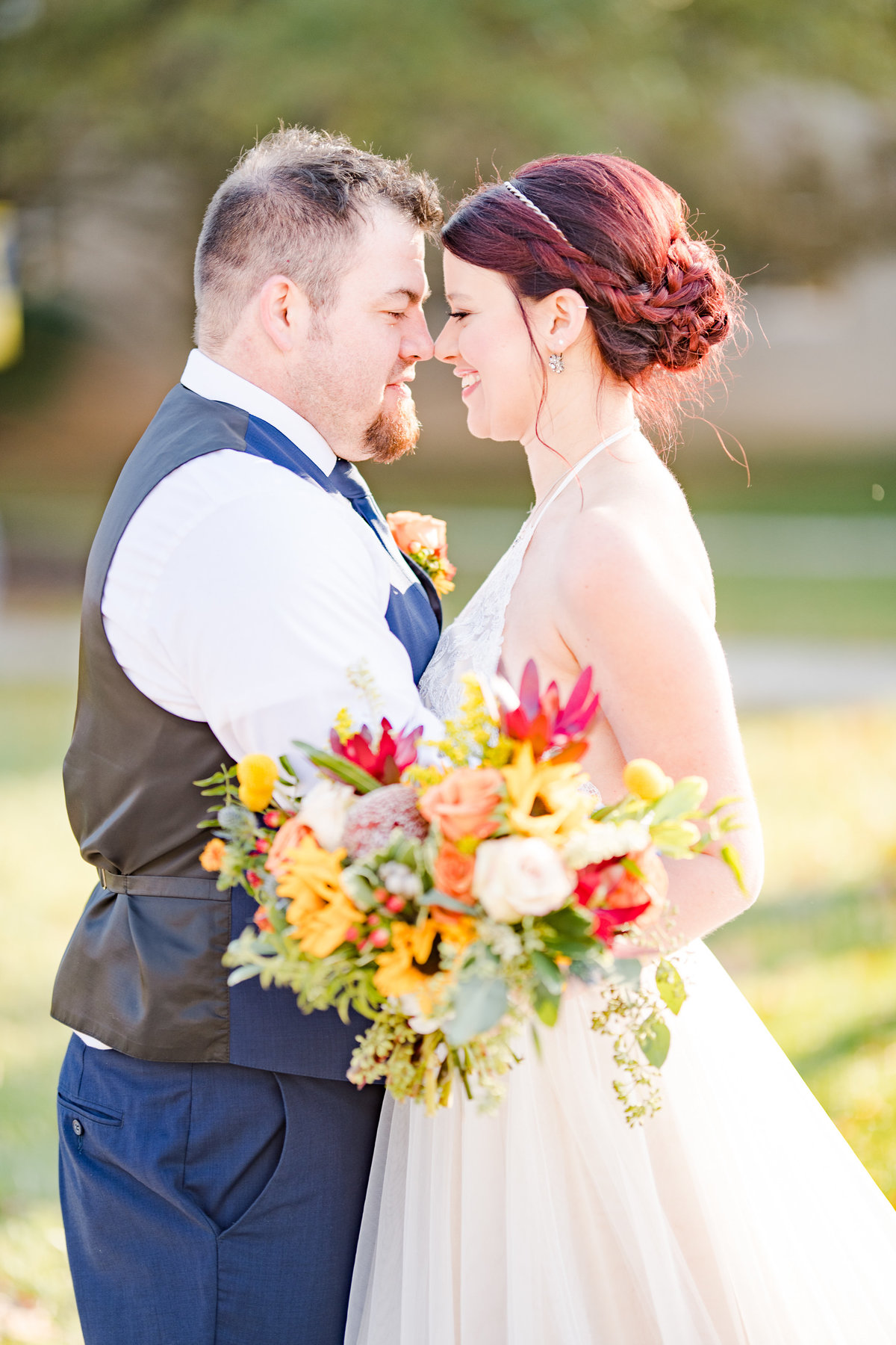 Urban Artifact Brewery Colorful Fall Wedding-72