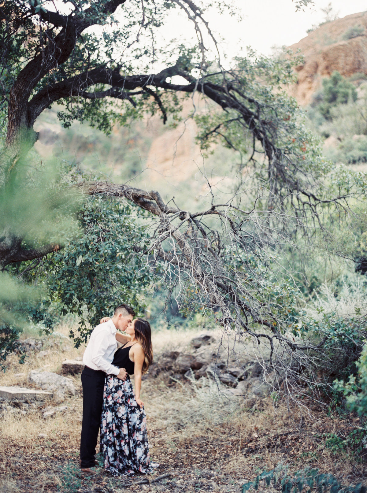 Phoenix Arizona Engagement Session - Mary Claire Photography-16