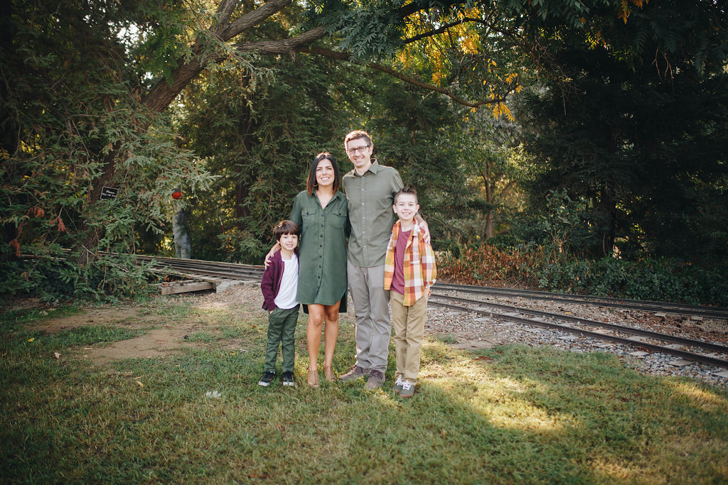 Fall Family Photos by Megan Helm Photography