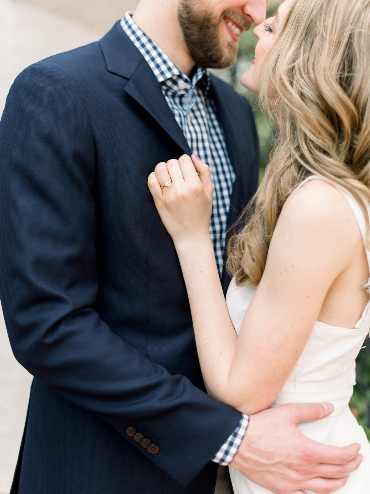 Courtney Hanson Photography - Dallas Spring Engagement Photos at Dallas Arboretum-2702
