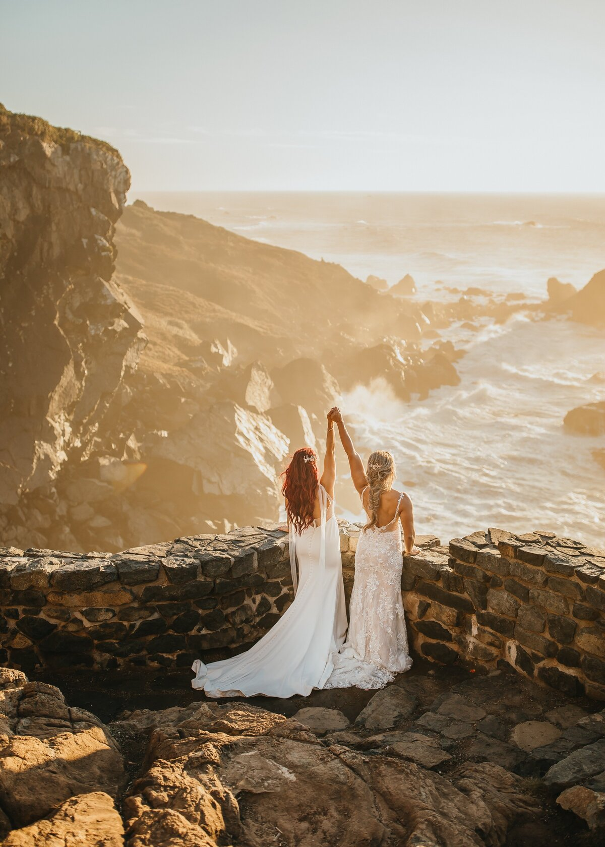 Northern California Coast Elopement