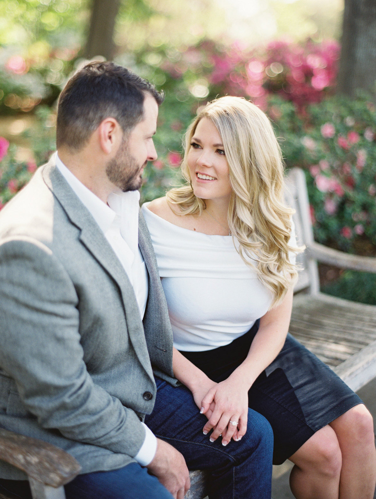 Courtney Hanson Photography - Dallas Spring Engagement Photos-007