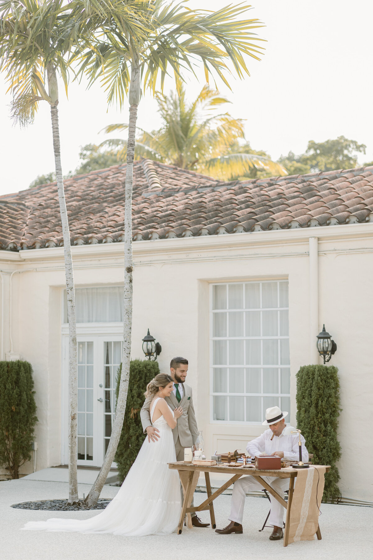 Coco Plum Elopement in Coral Gables 32