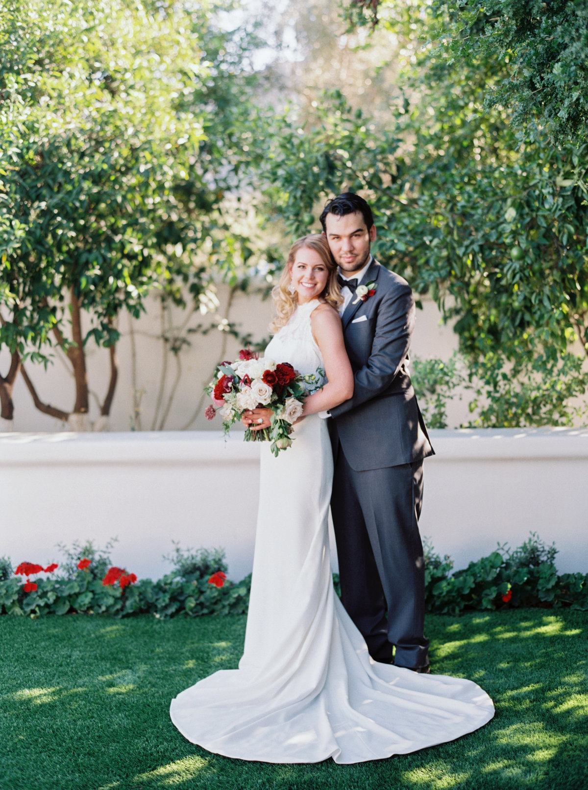 El Chorro Scottsdale Wedding - Mary Claire Photography-11