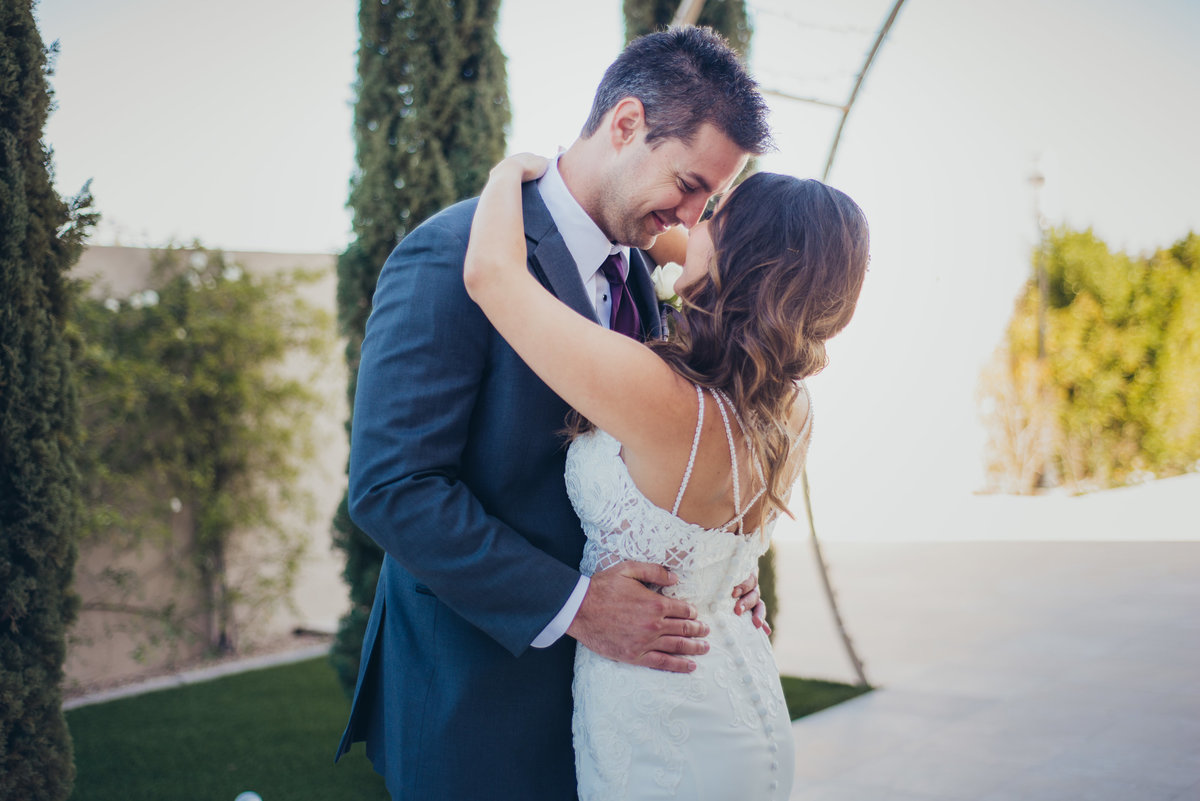 Gorgeous Wedding at Chateau Luxe Wedding Venue in Phoenix, Arizona