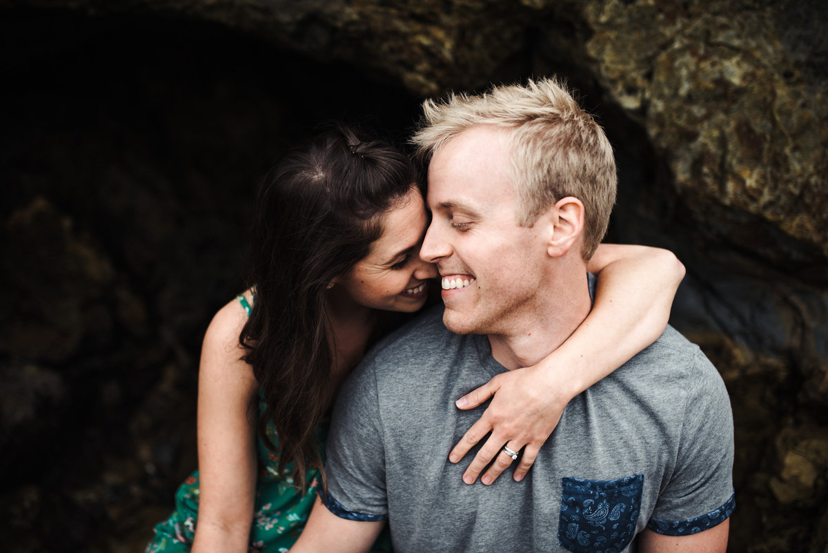 Laguna Beach Engagement Session - 045