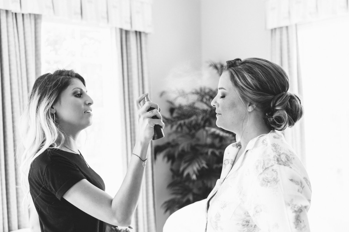 Maryland Wedding Photographer Brittland Manor Ceremony Tented Reception 002