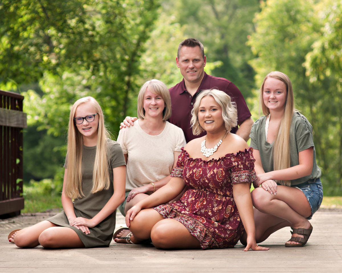 lansing michigan family portrait photographer