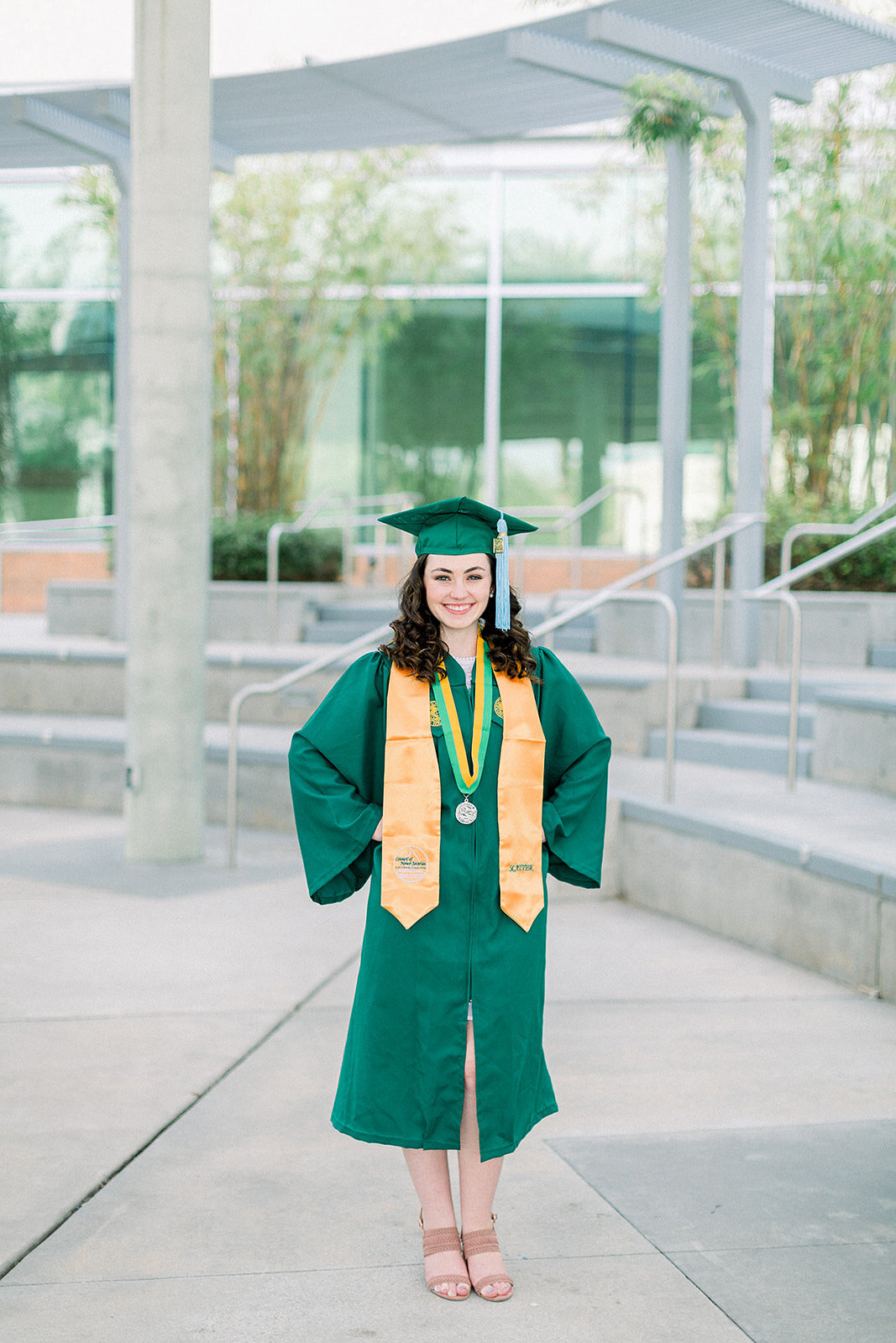 Cassidy Nathanson USF Tampa Senior Portrait Photographer Casie Marie Photography-71