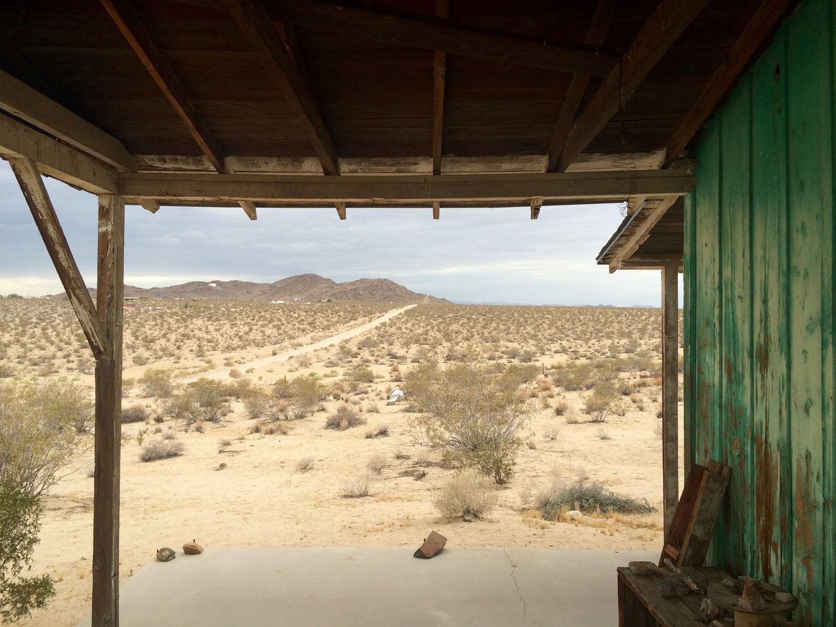 Cabin in Joshua Tree