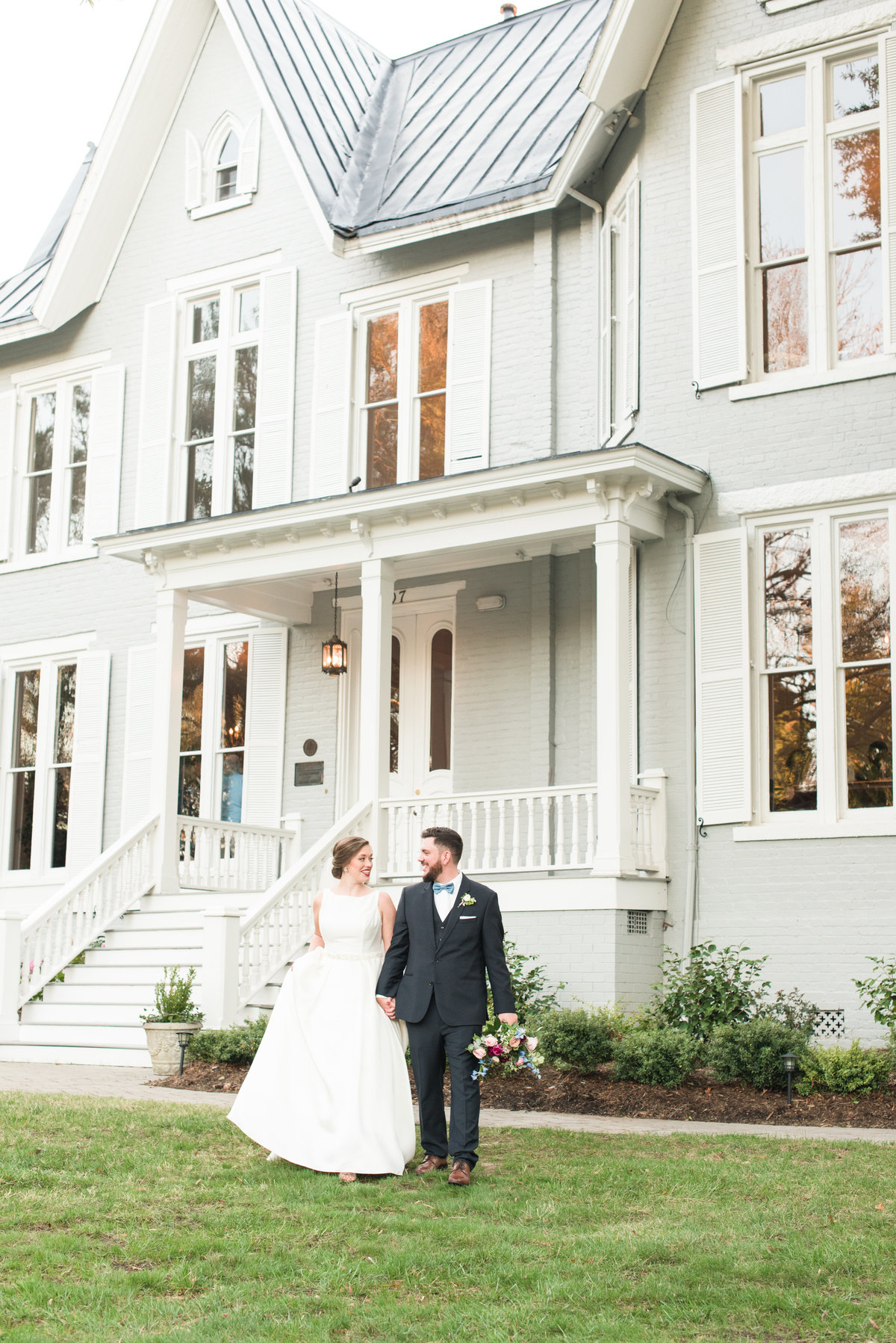 A McAlister Leftwich House Wedding, Michelle & Sara Photography, Greensboro NC19