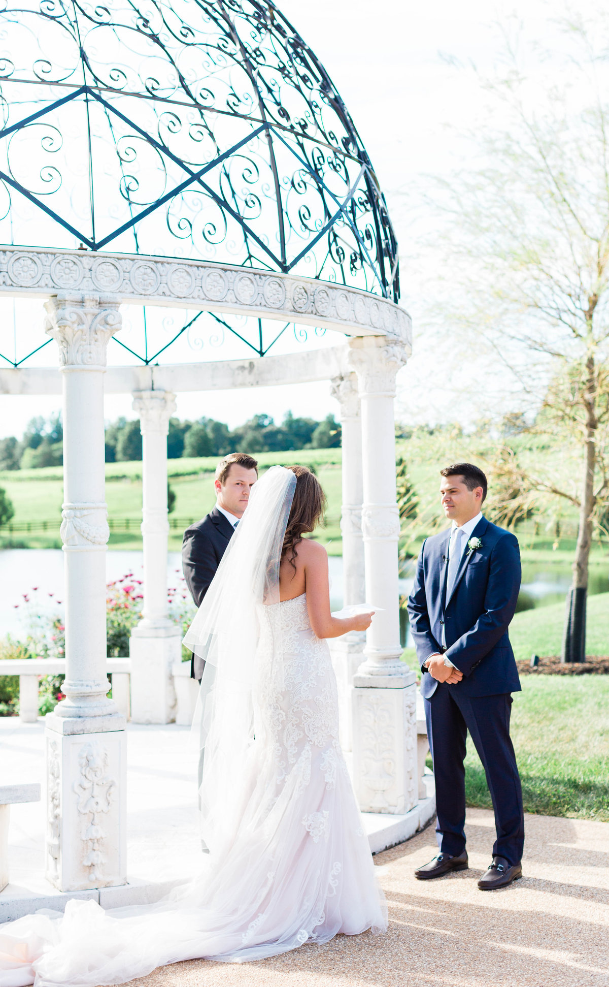 Mimosa Barn Charlottesville wedding