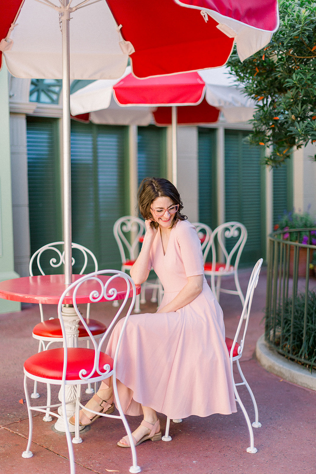 Brightly & Co. Walt Disney World Branding Session Magic Kingdom Photographer Casie Marie Photography-18