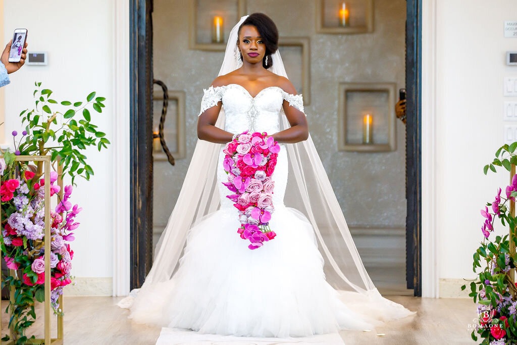 Dallas Wedding Planner Touch of Jewel Events Luxury Black Wedding Planner Dallas Knotting Hill Place Wedding (99)