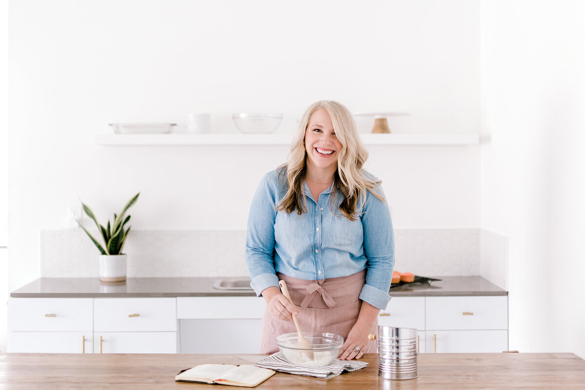 Dallas Brand Photography for Creatives | Laylee Emadi | Catie Ann Baking | Brand Mini Session 13
