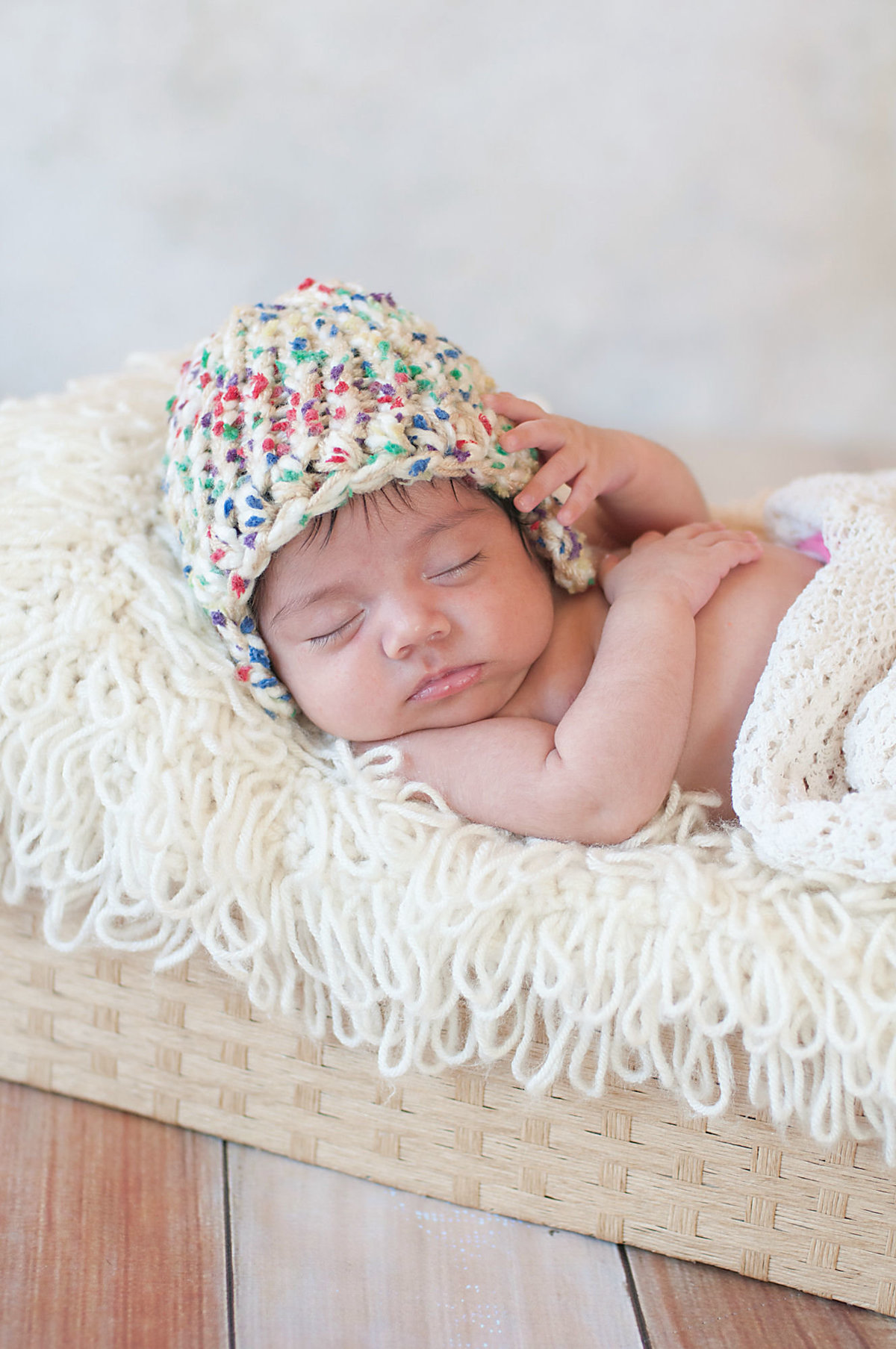 Cute newborn baby photoshoot | One Shot Beyond Photography