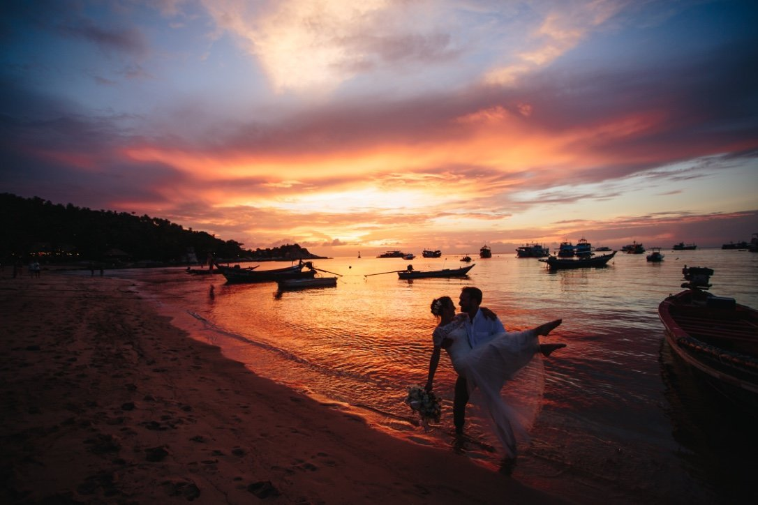 Koh Tao Wedding Thailand  | Forever Lovestruck | N&J_26