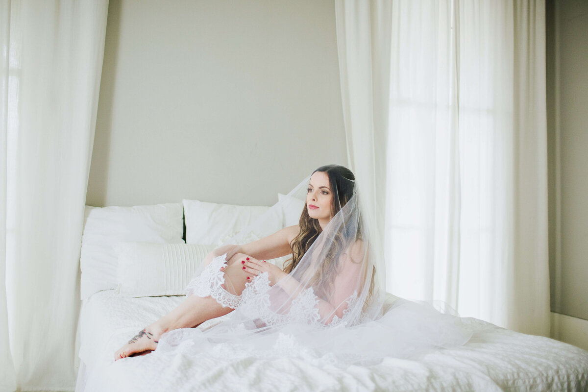 Empowerment boudoir sessions by Izzy and Co.