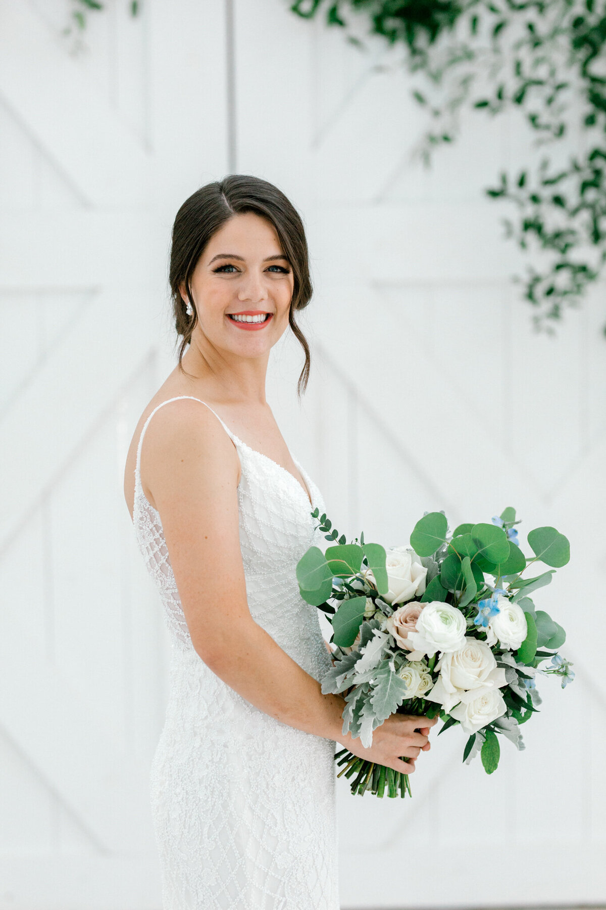 Anna & Billy's Wedding at The Nest at Ruth Farms | Dallas Wedding Photographer | Sami Kathryn Photography-132