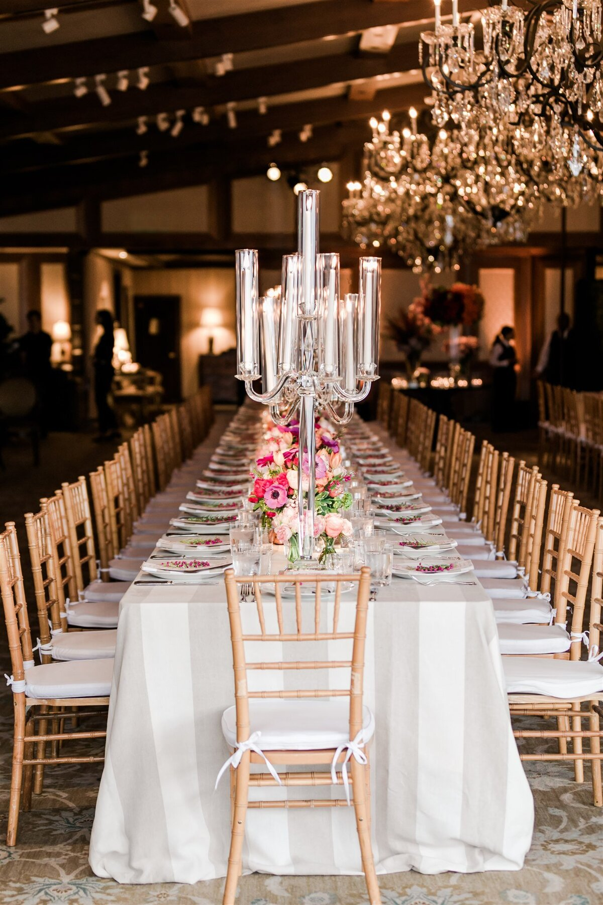 Colorful Beverly Hills Rehearsal Dinner-Valorie Darling Photography--31