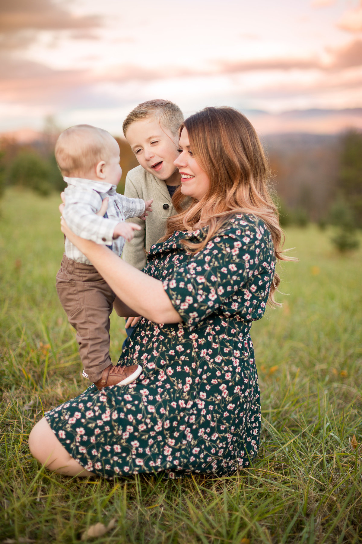 Lynchburg VA Family Photographer
