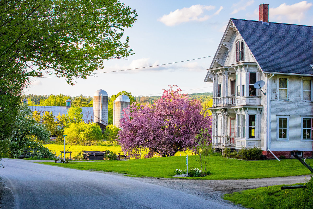 Hall-Potvin Photography Vermont Spring Landscape Photographer-25